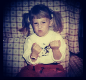 Just kidding…I've been boxing since 1990.